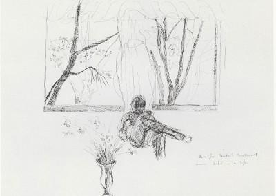 """Study for Hanydn's Hornkonzert"". 1991"