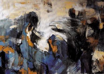 """J'ai perdu mon Euridice"". 1999"