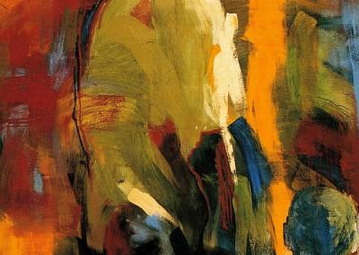 """""""Paesaggio tormentato"""". 1996"""