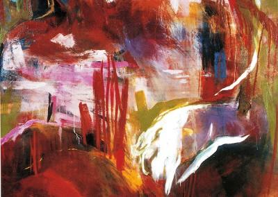 """""""Paesaggio di figura"""". 1996"""