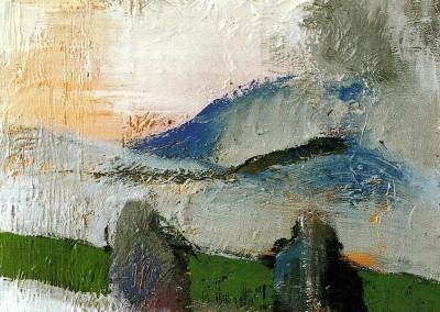 """""""Figure contemplanti un paesaggio"""". 1997"""