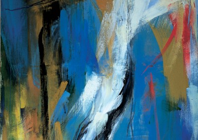 """""""Grande figura ascendente"""". 1997."""