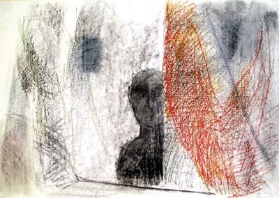 """""""Lo sguardo"""". 2007."""