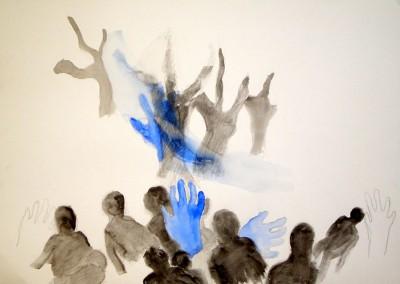 """""""Figura e alberi"""". 2010."""