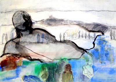 """""""Gran paesaggio"""". 2008."""
