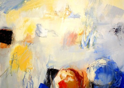 """Looking at the sun II"". 2004."