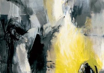 """""""La luce viene dal giardino"""". 2002."""