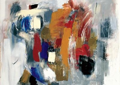 """""""Attraversando il colore"""". 2003."""