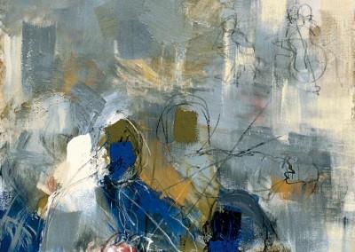 """""""Concerto per archi II"""". 2003."""