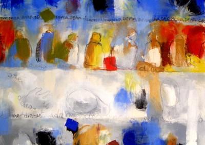 """""""La lettera"""". 2004."""