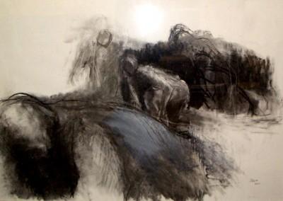 """Gerusalemme"". 2001."