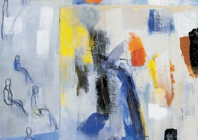 """Lo sguardo sul frammento"". 2004."