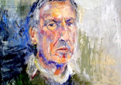 """""""Alberto tormentato"""". 2007."""