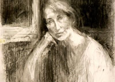 """""""Donna"""". 2003"""