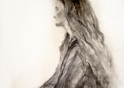 """""""Studio per ritratto doppio"""".  1991 ."""