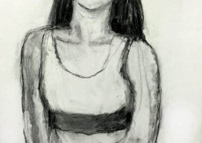 """""""Chiara """". 2015."""