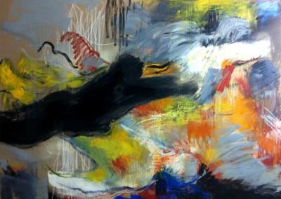 """""""Figura volante"""". 2001."""
