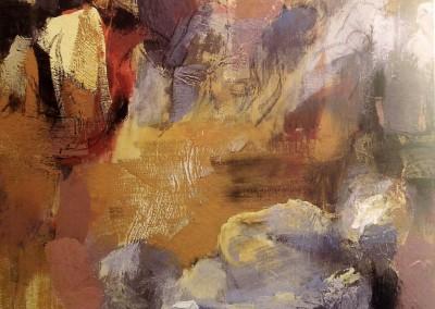 """""""Gerusalemme I"""". 2000-2001."""
