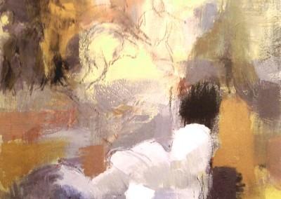 """""""Gerusalemme II"""". 2000-2001."""