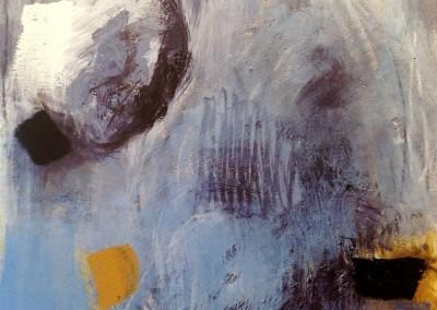 """""""La luna"""". 2001."""