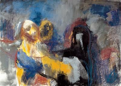 """""""L'orto di Getsemani I"""". 2001."""