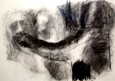 """""""Cattura"""". 2001."""