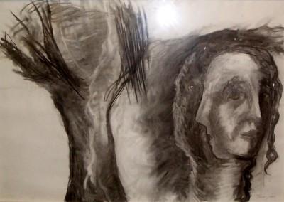 """""""Donna albero"""".  2007."""