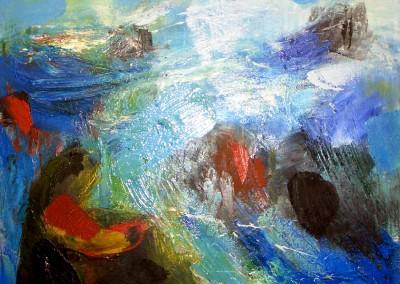 """""""Mare"""". 1999."""
