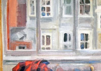 """Rutland Court"". 1983."