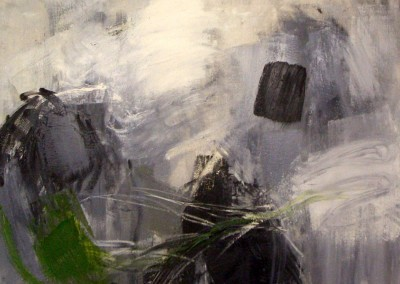 """""""Paesaggio in grigio"""". 2003."""