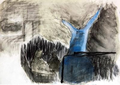 """""""Conversazione all'ombra"""".  2011."""