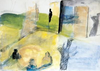 """""""Gioco di specchi"""". 2011."""