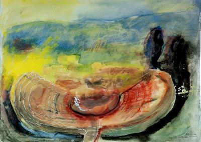 """""""Anfiteatro"""". 2011."""