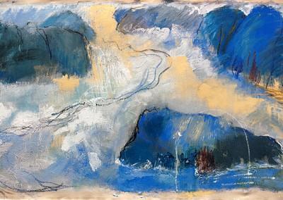 """""""Liguria: rocce I"""". 2011."""