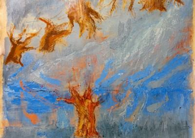 """Refolo di vento"". 2011."