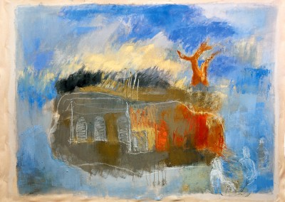 """La casa paterna"". 2011."